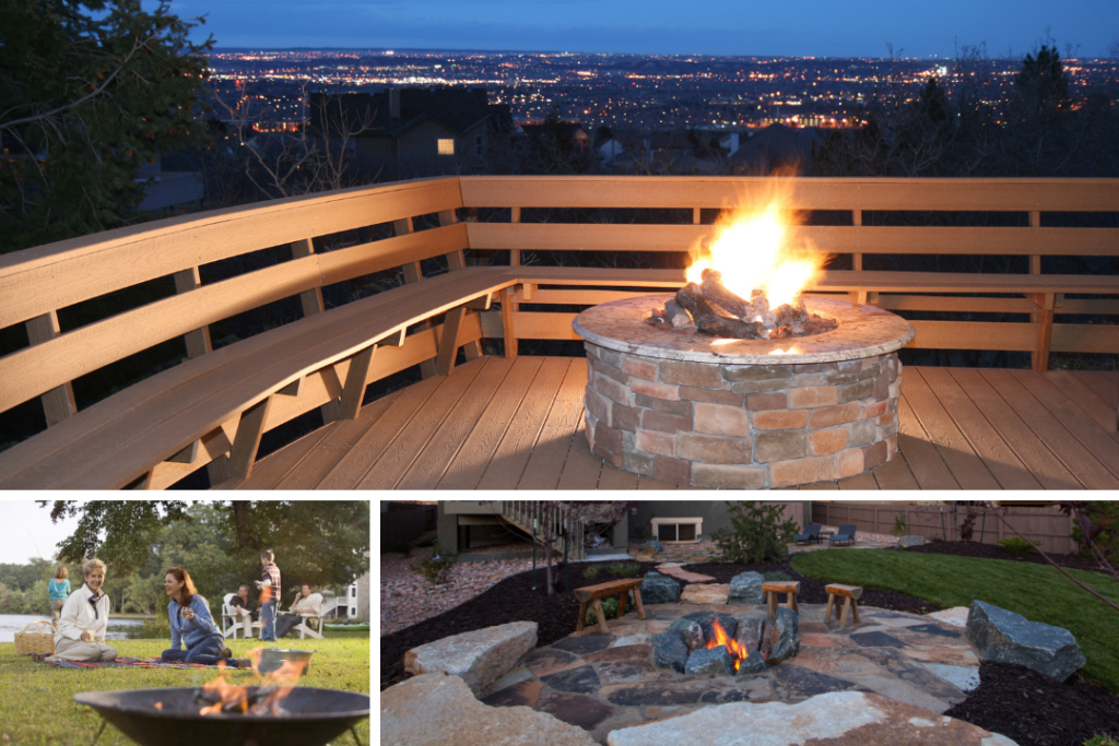 Outdoor Fire Pits And Fireplace Ideas For Your Backyard Createscape